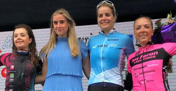 Pruisscher: winnares Ronde van Enter 2019 vrouwen